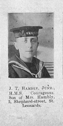 J T Hambly