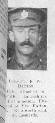 F W Hatton