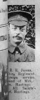 R E Jones
