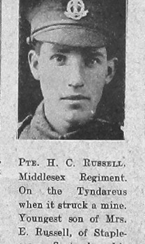 H C Russell
