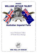 Australian Soldier Example 1