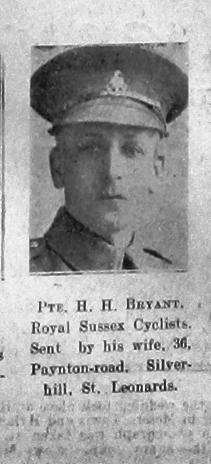 H H Bryant