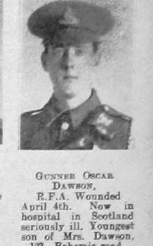 Oscar Dawson