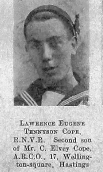 Lawrence Eugene Tennyson Cope