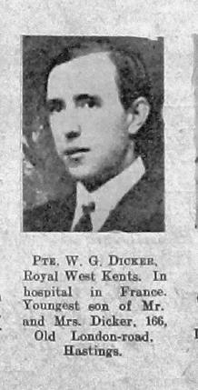 William G Dicker