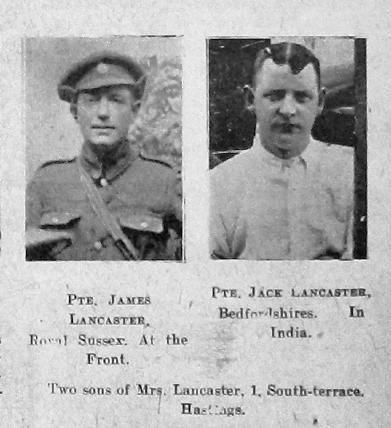Lancaster, Jack