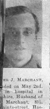 J Marchant
