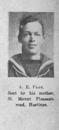 Page, A E