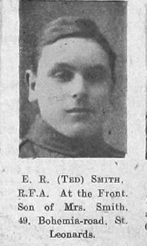 Edward R Smith