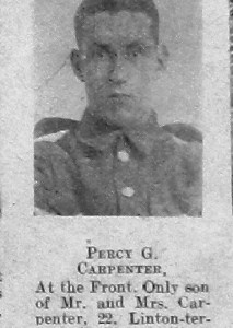 Percy G Carpenter
