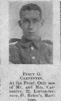 Percy G Carpenter