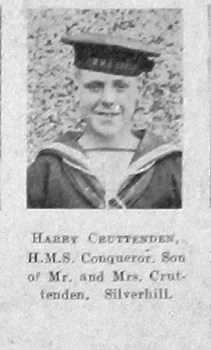 Harry Cruttenden