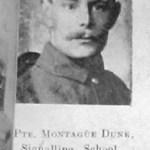 Montague Dunk