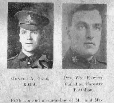 Gale & Hewitt