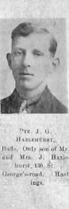 Hazlehurst, Joseph George