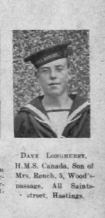Longhurst, David Henry Benjamin