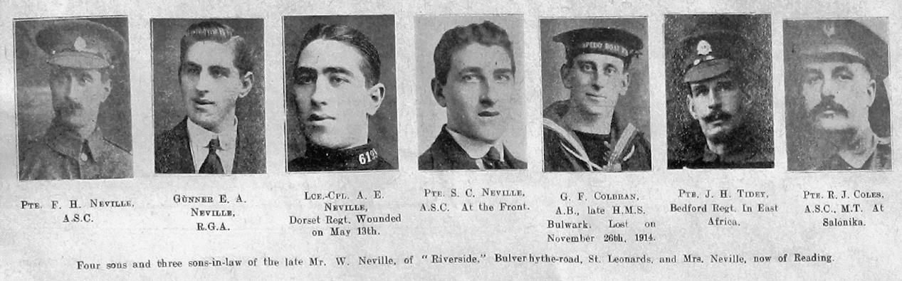 Neville, Colbran, Tidey & Coles