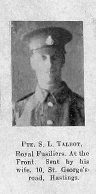 Talbot, S L