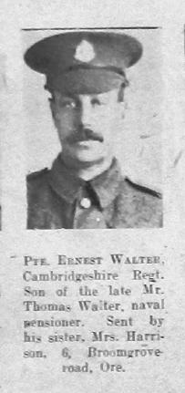 Ernest Walter