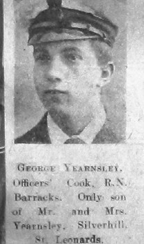 George William Harold Yearnsley