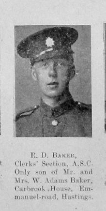Baker, R D
