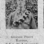 Percy Barton