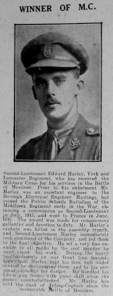 Edward Harley