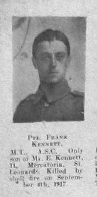 Frank Kennett