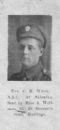Webb, C H