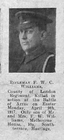 Frederick William Charles Williams