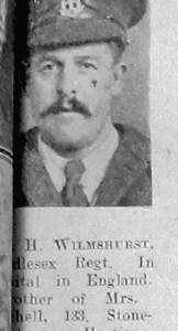 Charles H Wilmshurst