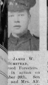 James William Bumstead