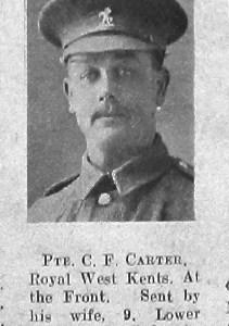 C F Carter