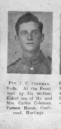 J C Coleman