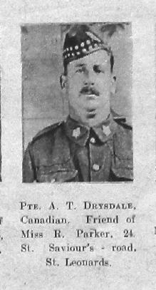 Drysdale, A T