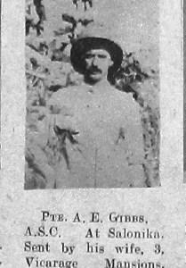 A E Gibbs