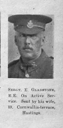Gladstone, Edward