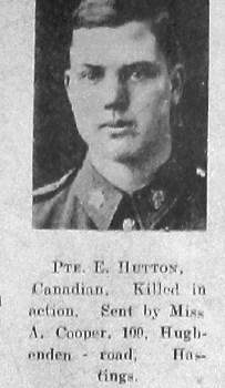 Elmer Robert Hutton