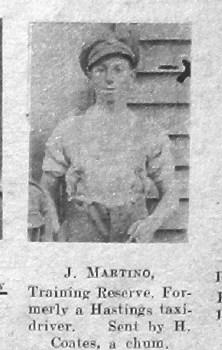 J Martino