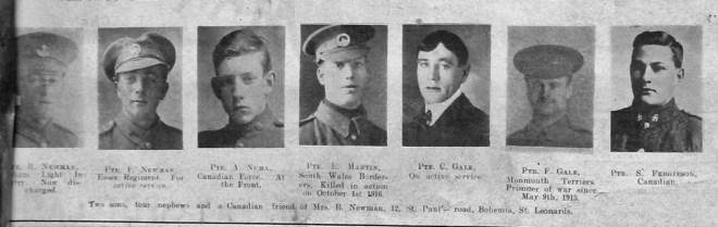 Newman, Numa, Martin, Gale & Fergieson