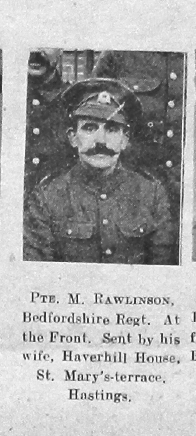 Maurice Rawlinson