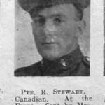 R Stewart