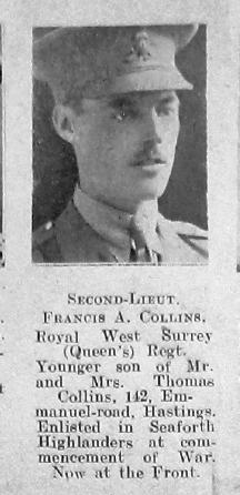 Francis A Collins