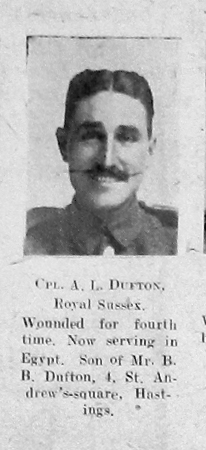 Dufton, Arthur L