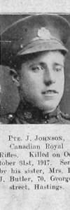 Johnson, John Henry