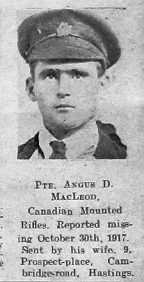 Angus Daniel MacLeod