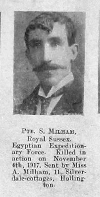 Milham, Sidney