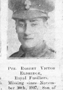 Robert Victor Eldridge