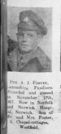 A J Foster