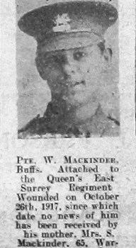 William Robert Mackinder
